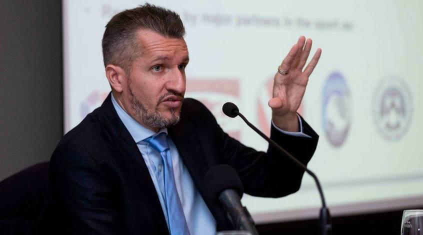Игоря Суркиса могут привлечь к ответственности за слова о Маркевиче
