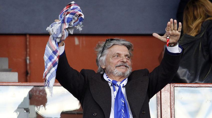 """Президент """"Сампдории"""": """"Сезон в Италии нужно завершать и думать уже о следующем"""""""