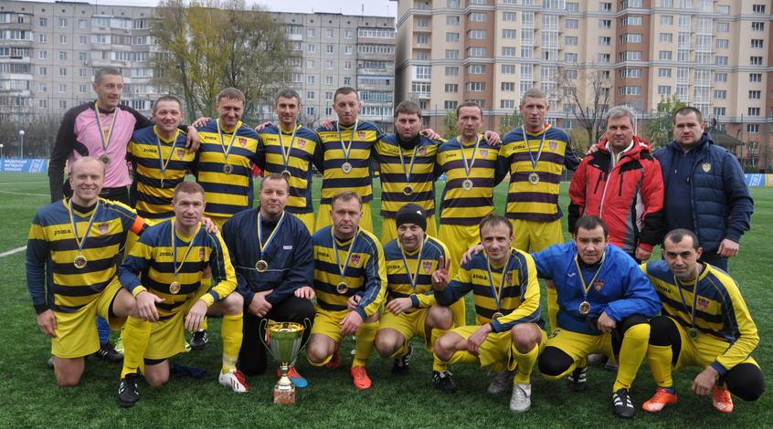 Кубок Ветеранов уехал во Львов (+Фото)