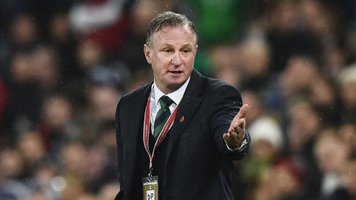 Официально: Мартин О'Нил покинул пост главного тренера сборной Ирландии