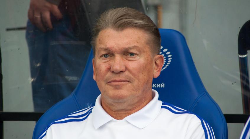 Олег Блохин может возглавить греческий ПАОК