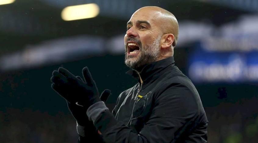 """Хосеп Гвардиола: """"Надеюсь, Жезус сможет играть через 2-3 недели"""""""