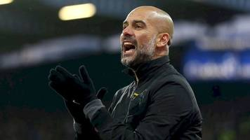 """Хосеп Гвардиола: """"Серхио может забить два мяча за считанные секунды"""""""