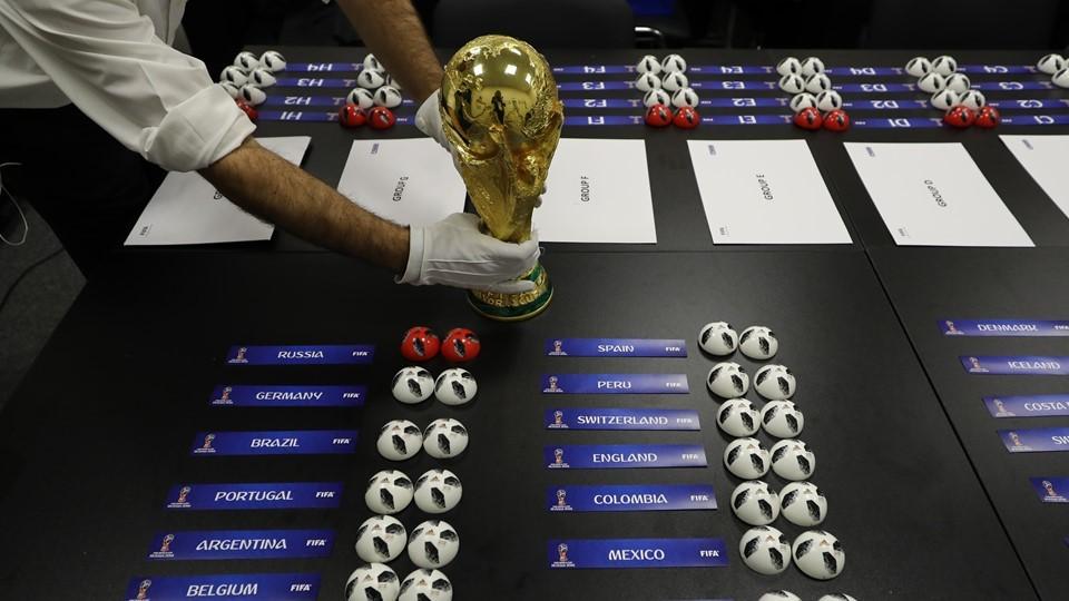Чемпионат мира по футболу 2018 online