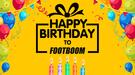 Footboom празднует пятый день рождения!