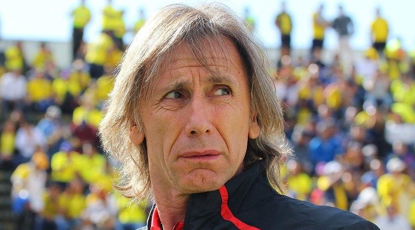 """Тренер Перу Рикардо Гарека: """"Мы остаемся """"крепким орешком"""""""