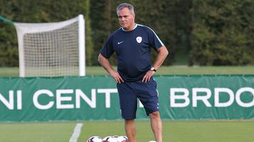 Томаж Кавчич - новый главный тренер сборной Словении