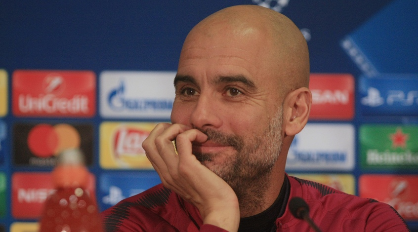 "Хосеп Гвардиола: ""Как мне объяснили, ""Манчестер Сити"" не накажут"""