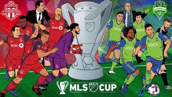 """MLS: как """"Сиэтл Саундерс"""" в Суперфинале-2016 """"Торонто"""" одолел (Видео)"""