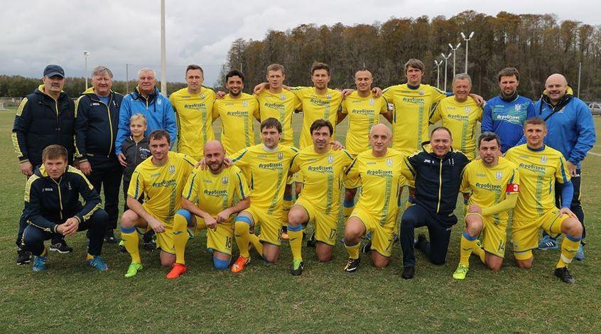 Легенди футболу України вирушають до Бразилії та Аргентини