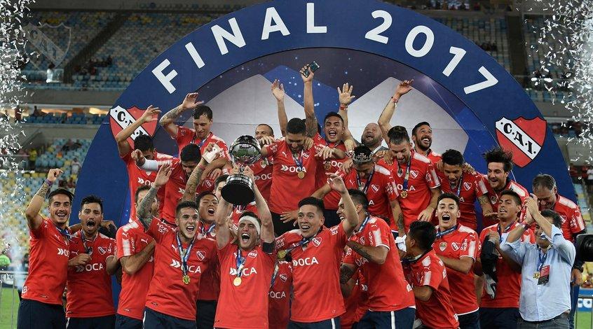 «Индепендьенте» стал триумфатором Южноамериканского кубка