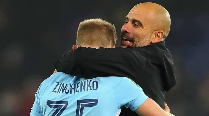 """Нападающий """"Уфы"""": """"Зинченко заслужил быть в """"Манчестер Сити"""""""