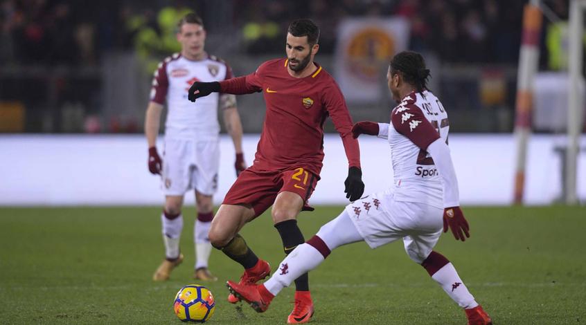 «Торино» выбил «Рому» изКубка Италии