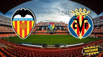 "Чемпионат Испании. ""Валенсия"" - ""Вильярреал"" 3:0 (Видео)"