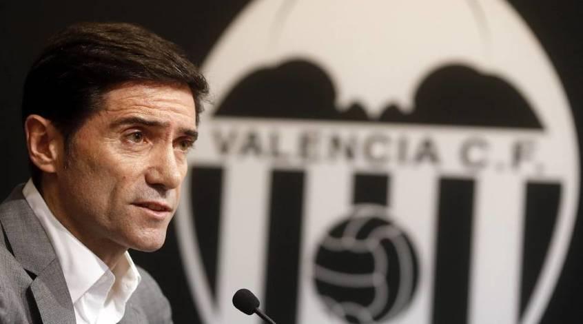 """Официально: """"Валенсия"""" уволила Марселино Гарсию Тораля"""
