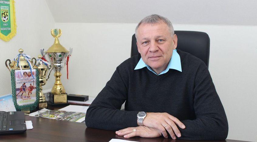 """Николай Панин: """"Тобол"""" готов к первым сборам"""""""