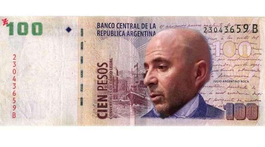 """Хорхе Сампаоли оскорбил полицейского: """"Глупец, ты зарабатываешь 100 песо в месяц"""""""