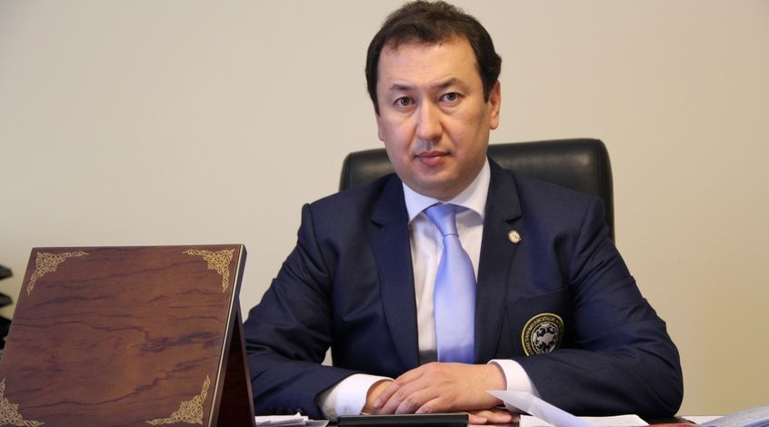"""Азамат Айтхожин: """"Нам нужно идти вперед"""""""