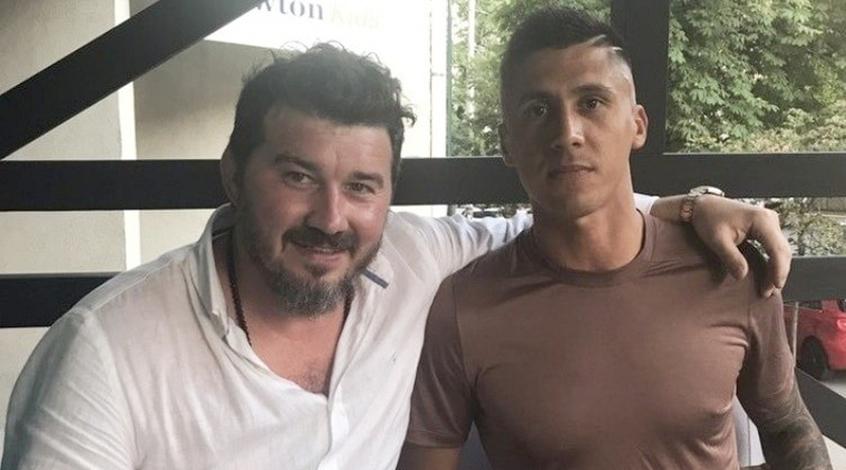 СМИ анонсировали трансфер Хачериди в«Шахтер»: агент игрока дал комментарий