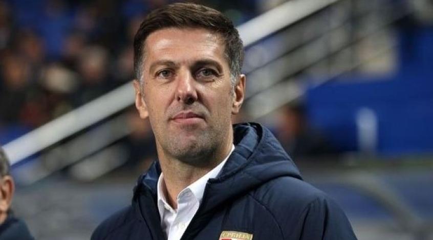 """Наставник збірної Сербії: """"Маємо всі можливості, щоб завершити відбір до Євро-2020 на одній із перших двох позицій"""""""