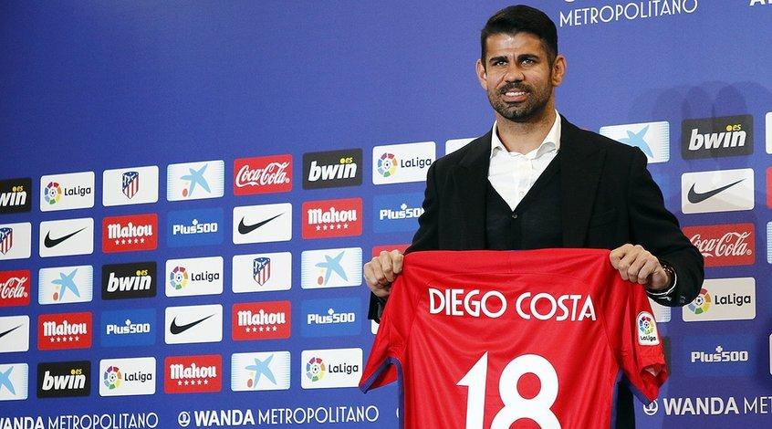 Диего Коста вынужден будет перенести операцию