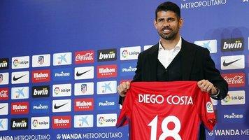 Диего Коста получил повреждение