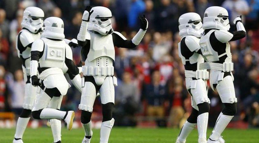 Звездные войны: джедаи и ситхи английской Премьер-лиги