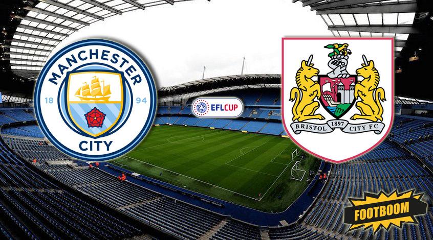 Наставник «Бристоль Сити» поделился ожиданиями от противоборства  с«Манчестер Сити»