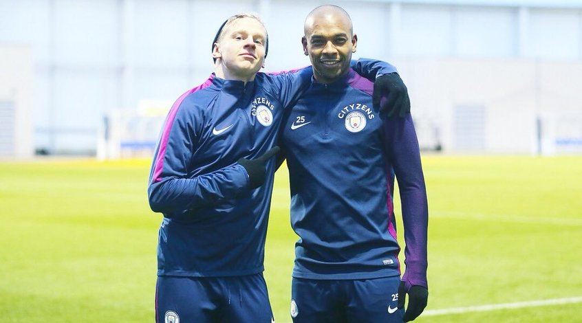 Зинченко помог «Манчестер Сити» обыграть «Бристоль»— Кубок британской лиги