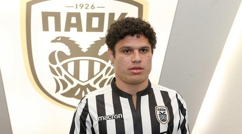 «ПАОК» арендовал защитника «Шахтера» Азеведо