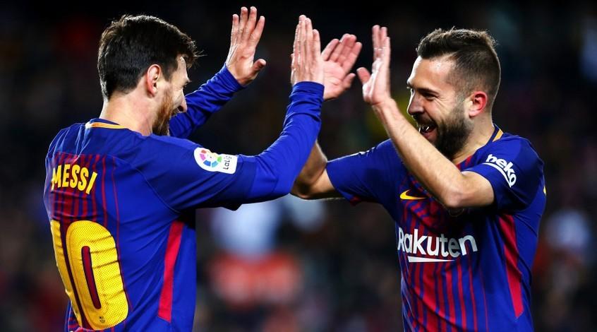 """""""Тоттенхэм"""" - """"Барселона"""": коэффициент 2,10 на гол Лионеля Месси"""