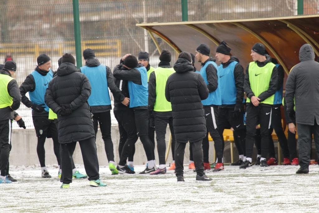 Сергей Басов не смог сдержать эмоции во время прощания с командой (Фото) - изображение 4