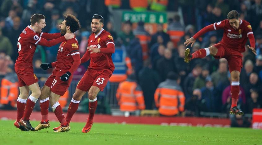 """""""Ливерпуль"""" - """"Манчестер Сити"""" 4:3. Венгер может быть спокоен"""