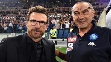 Серия А: Ди Франческо и Сарри пропустили встречу всех тренеров по поводу работы VAR