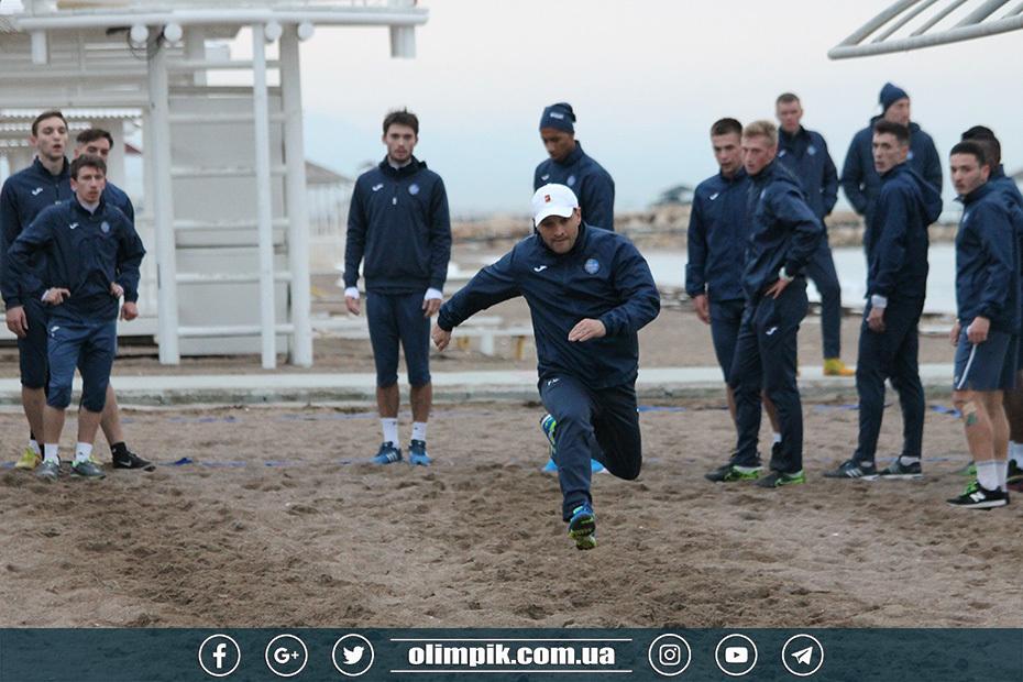 """""""Олимпик"""": после занятия - купание в Средиземном море - изображение 6"""