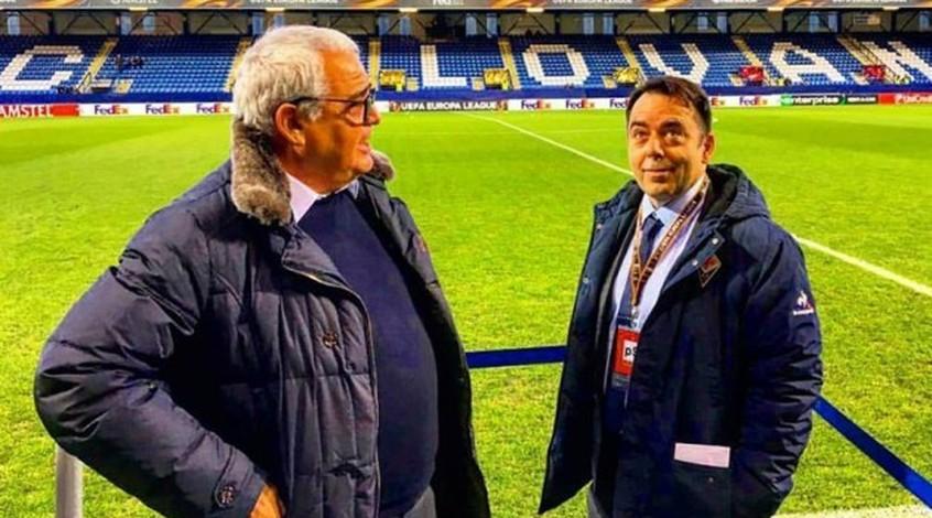 "Gazzetta dello Sport: Панталео Корвино уволен из ""Фиорентины"""