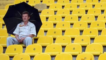 Общая посещаемость в европейских чемпионатах упала на 1%