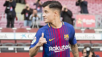 """""""Барселона"""" готова продать Филиппе Коутиньо"""