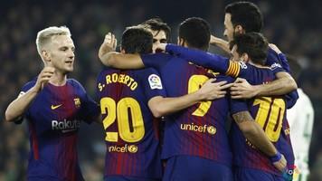 """Впервые за 16 лет в стартовом составе """"Барселоны"""" не вышло ни одного воспитанника клуба"""