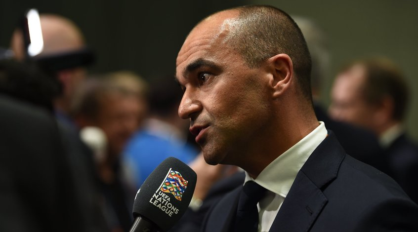 """Роберто Мартинес: """"Это была игра не только тактики, но и сердца, веры"""""""