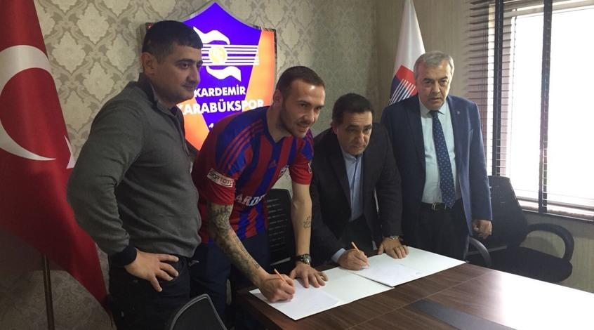 Антон Кравченко может продолжить карьеру в Турции