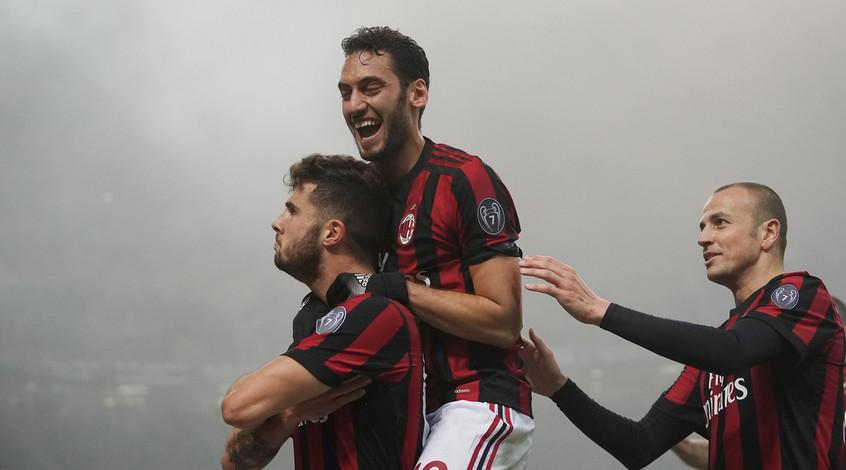 """""""Лацио"""" - """"Милан"""": коэффициент 3,60 на гол Патрика Кутроне"""