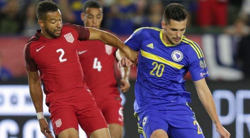 Товарищеский матч. США - Босния и Герцеговина 0:0 (+Видео)
