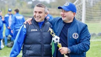 """Геннадій Дем'яненко: """"LS Group"""" планує взяти участь у чемпіонаті Сумської області"""""""