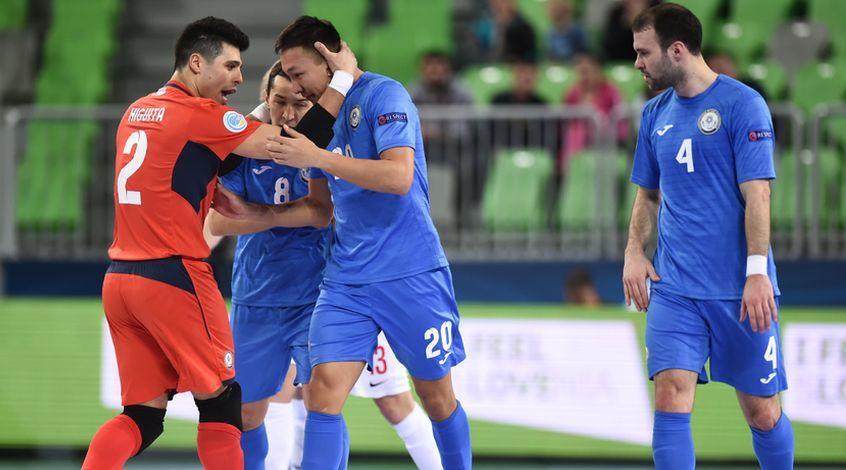 Польша – Казахстан 1:5. Пять баллов!