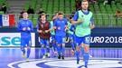Футзал. В 1/4 финала Евро-2018 Украина сыграет с Испанией