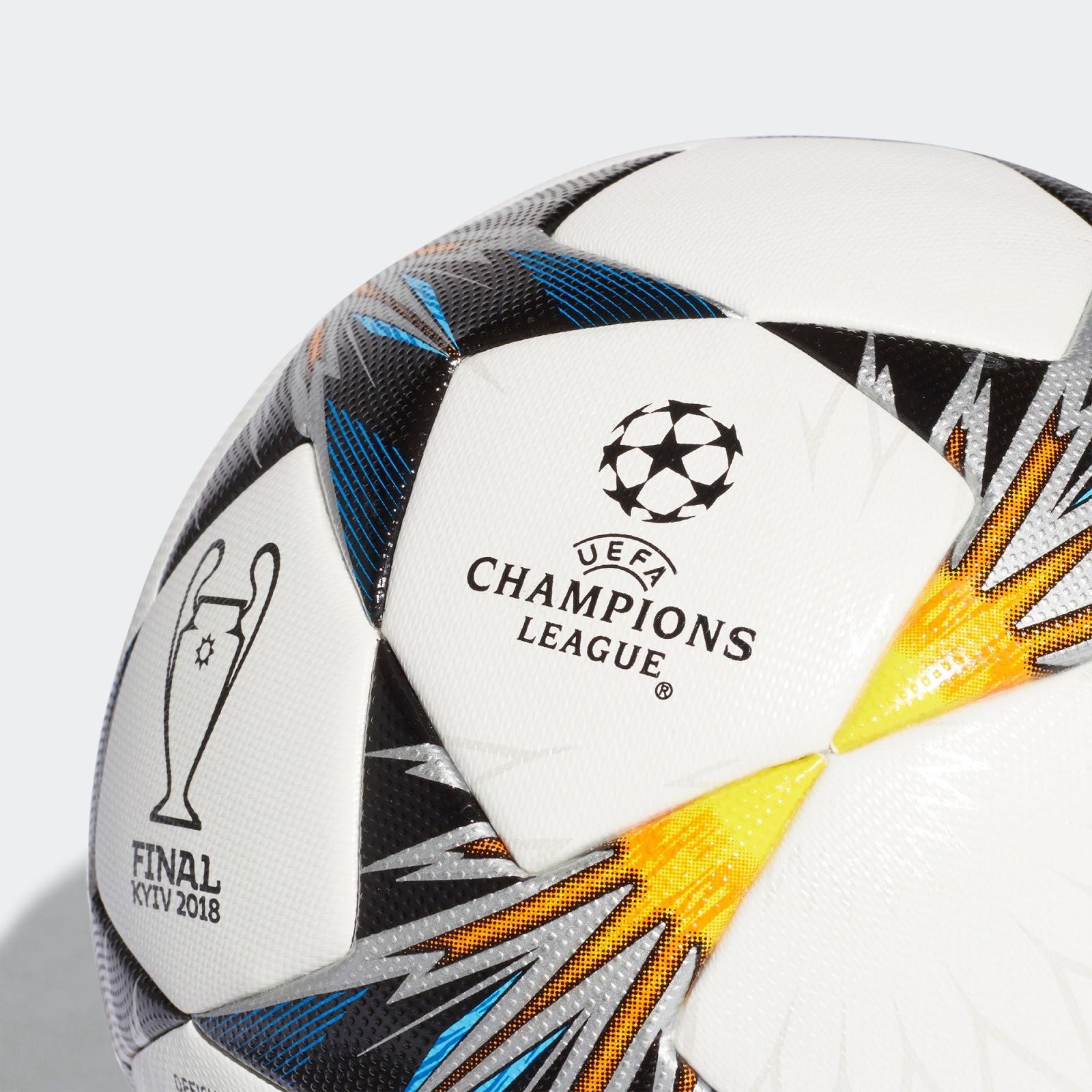 Представлен официальный мяч финала Лиги чемпионов в Киеве (+Фото) - изображение 4
