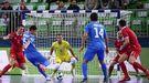 Сербия – Казахстан 1:3. Не без нервов