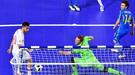 Футзал. Украина – Испания 0:1. Проклятие четвертьфиналов