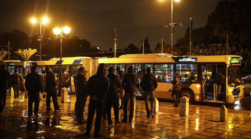 """Полиция Афин будет сопровождать болельщиков """"Динамо"""" до стадиона (Фото)"""